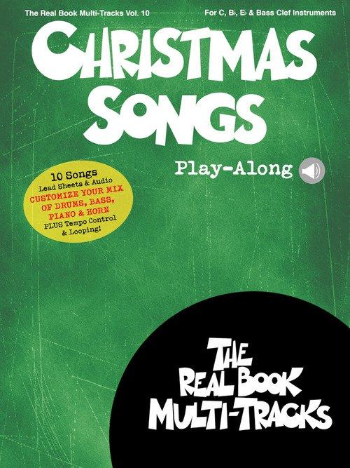 Christmas Songs Play-Along - Volume 10