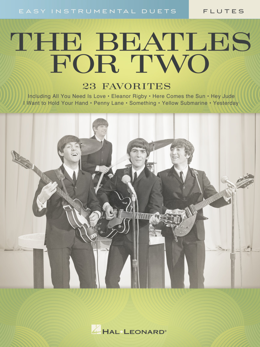 The Beatles For Two Flutes - Easy Instrumental Duets