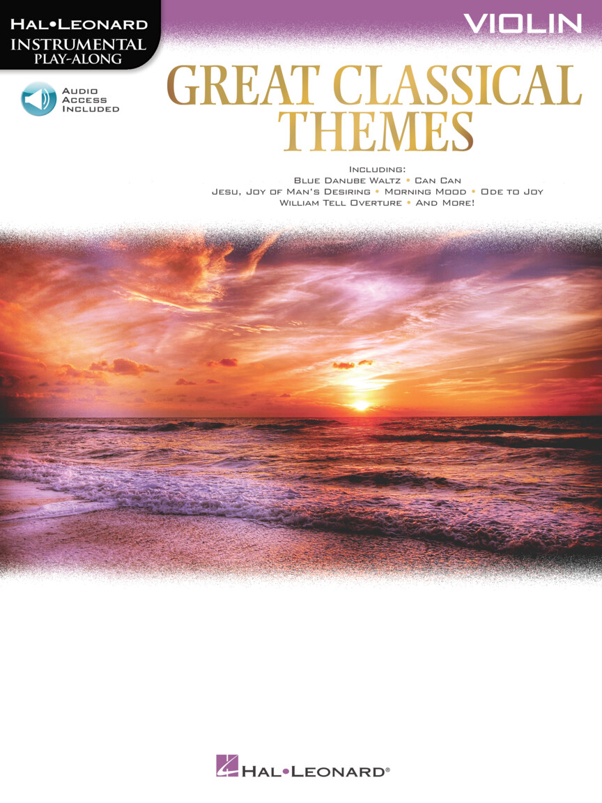 Great Classical Themes - Violin