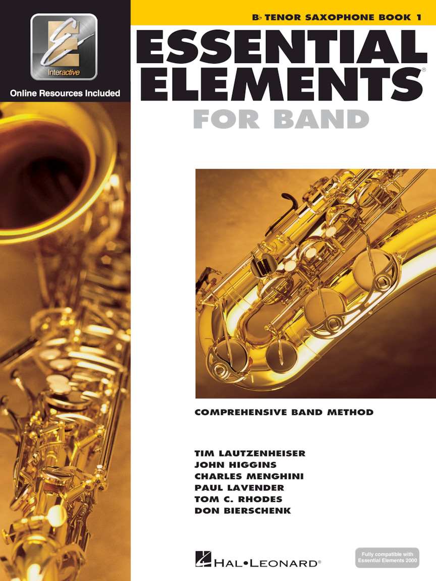 Essential Elements for Band -  Book 1 Bb Tenor Saxophone