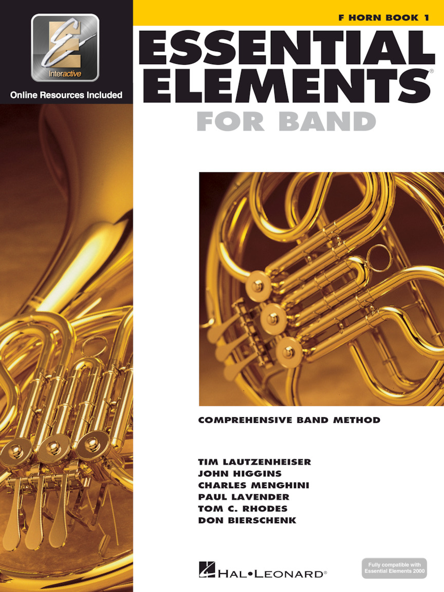 Essential Elements for Band - Book 1 F Horn
