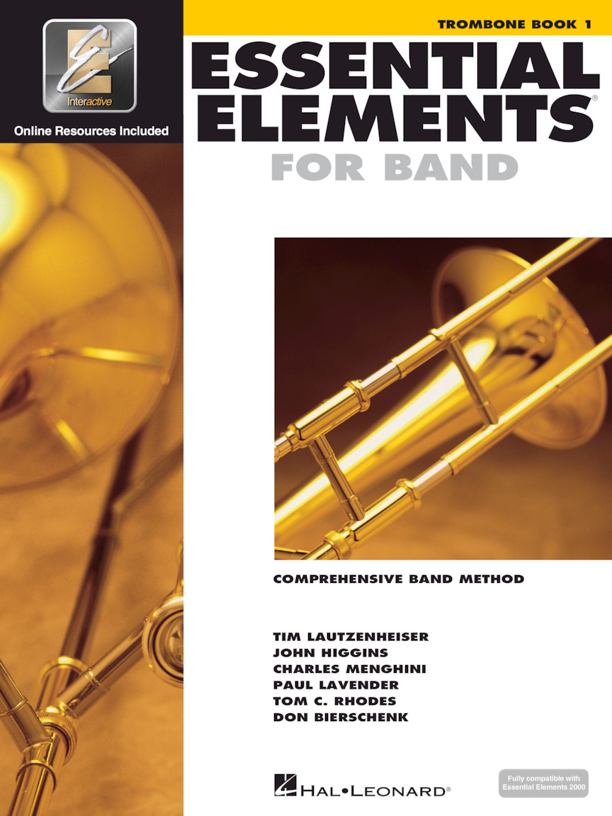 Essential Elements for Band -  Book 1 Trombone