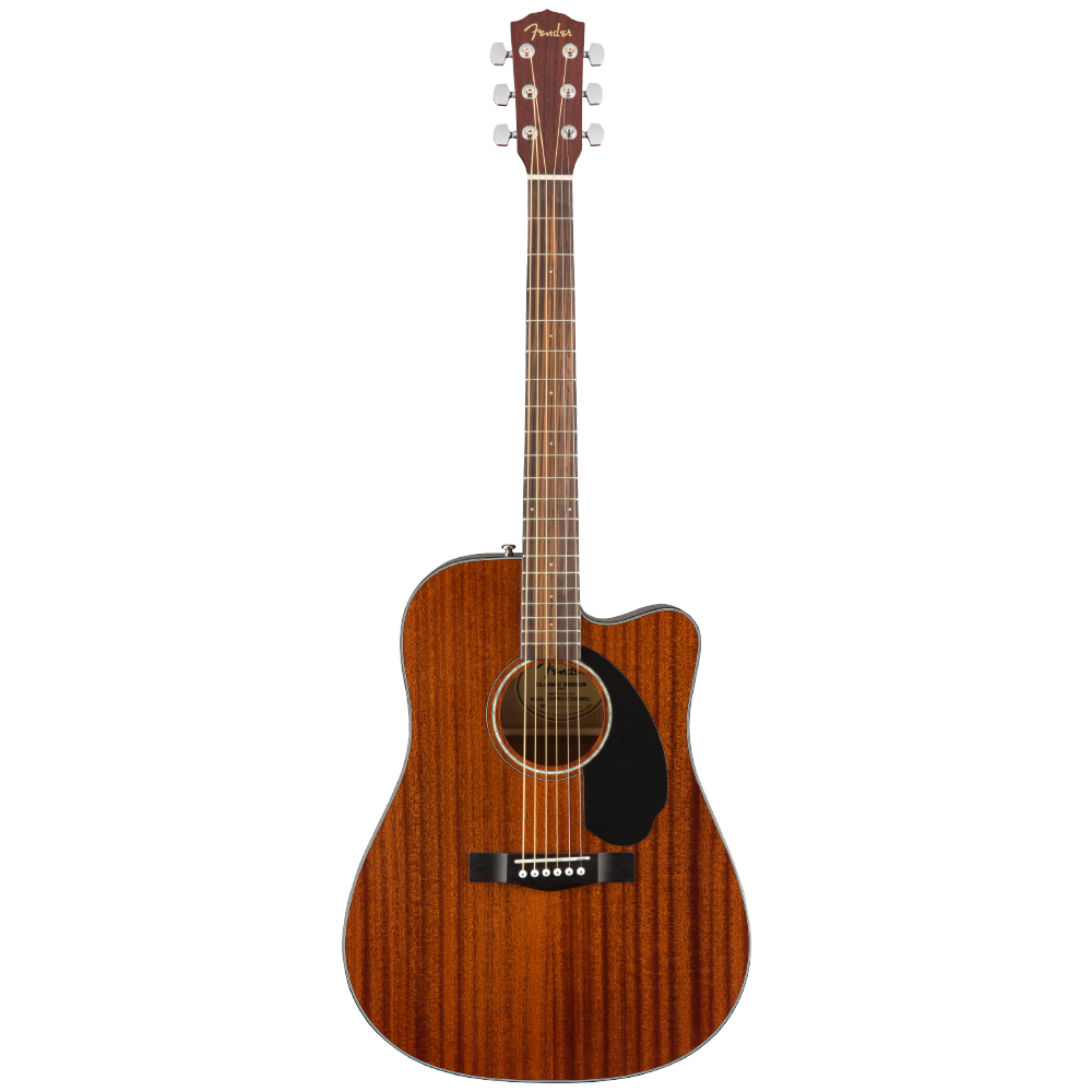 Fender CD-60SCE Dreadnought Cutaway Acoustic-Electric