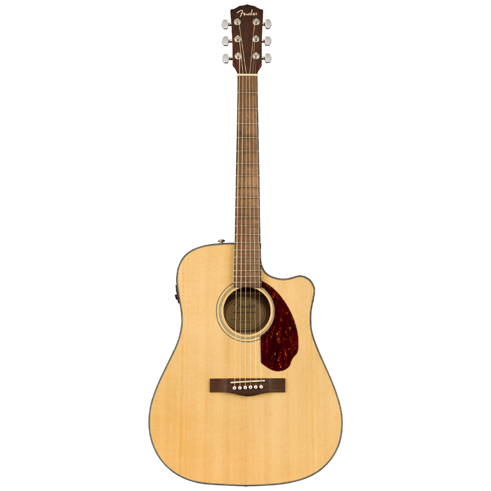 Fender CD-140SCE Dreadnought Cutaway w/Case