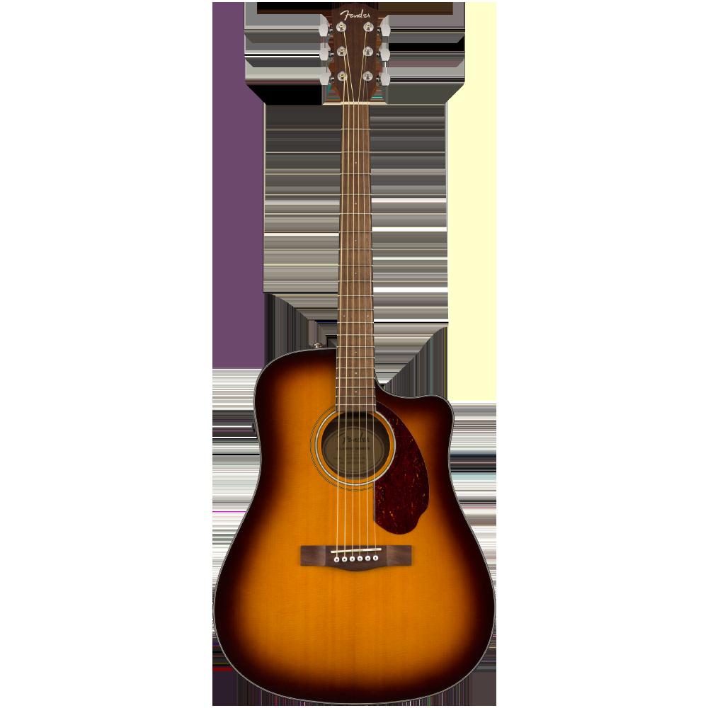 Fender CD-140SCE Dreadnought w/Case