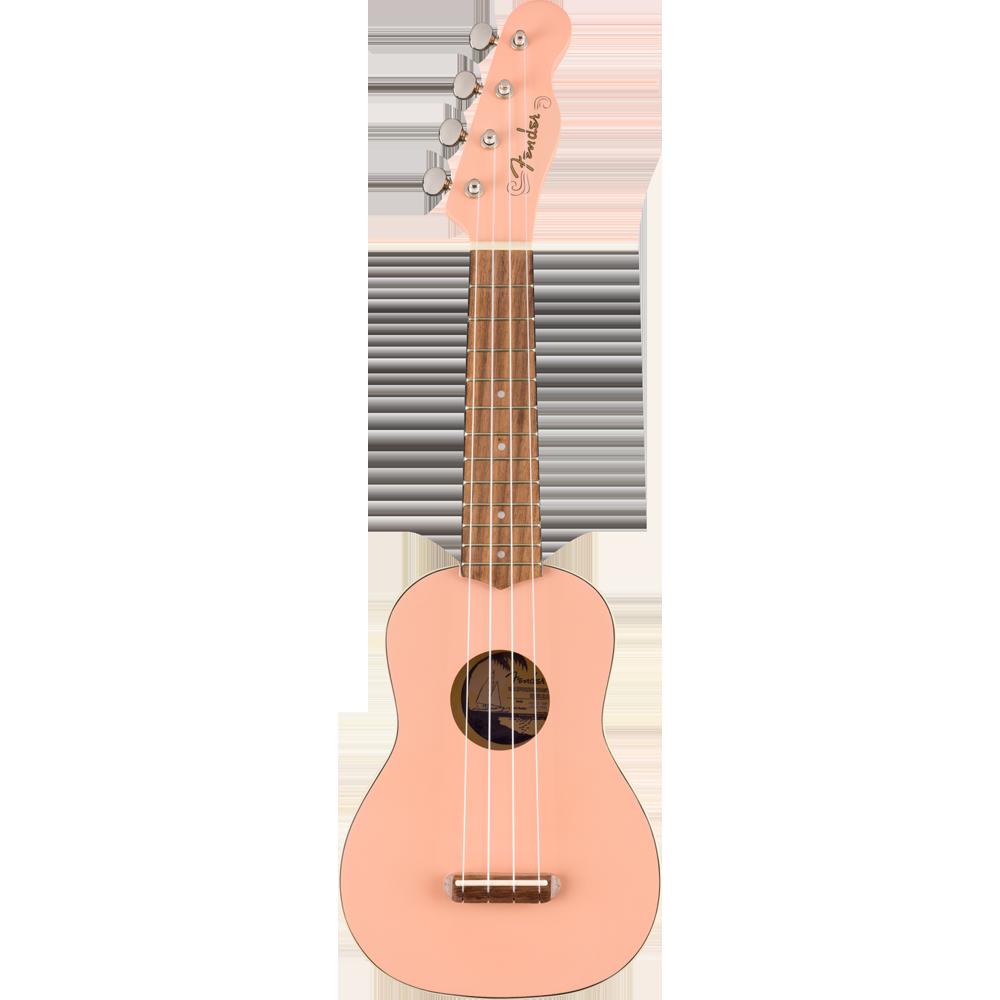 Fender Venice Soprano Ukulele [Assorted Colors]