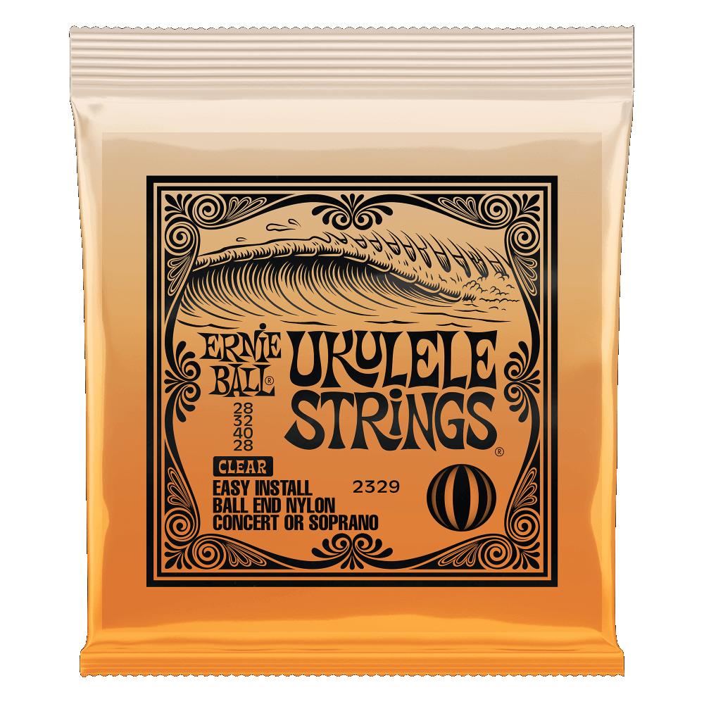 Ernie Ball Ukulele Strings - Ball End