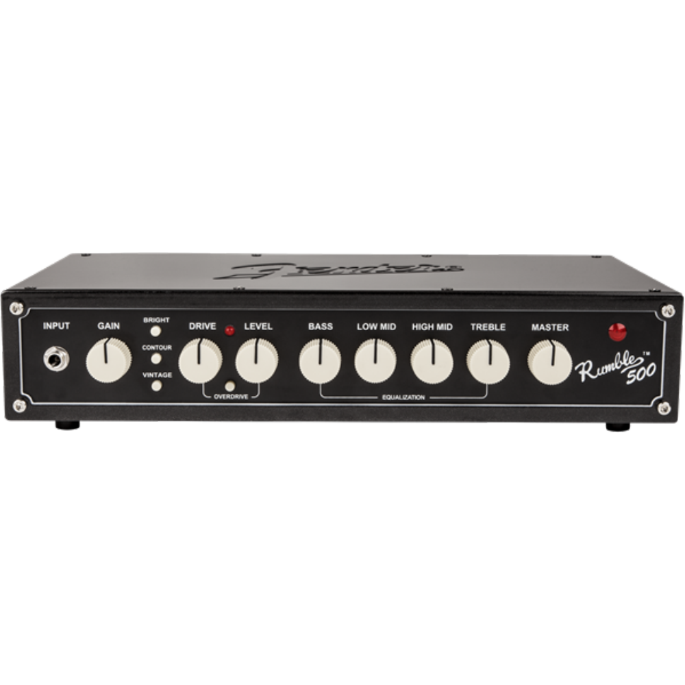 Fender Rumble 500 Watt Bass Head
