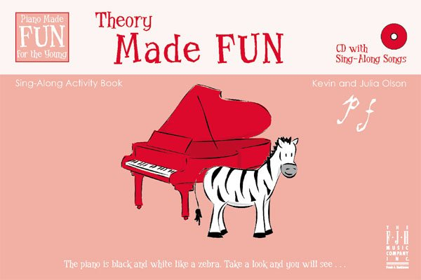 Theory Made Fun - Piano Made Fun for the Young