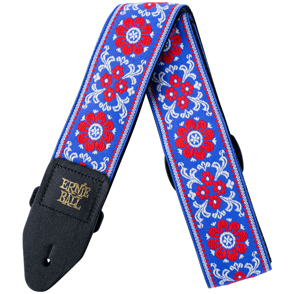 Ernie Ball P04107 Morning Blossom Jacquard Guitar Strap