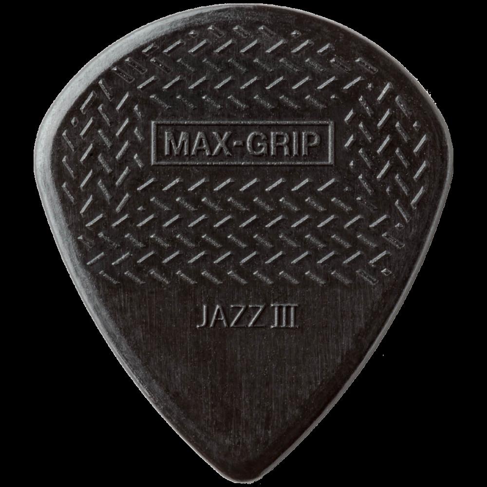 Dunlop 471R3S Nylon Maxgrip Jazz - 24 Bag