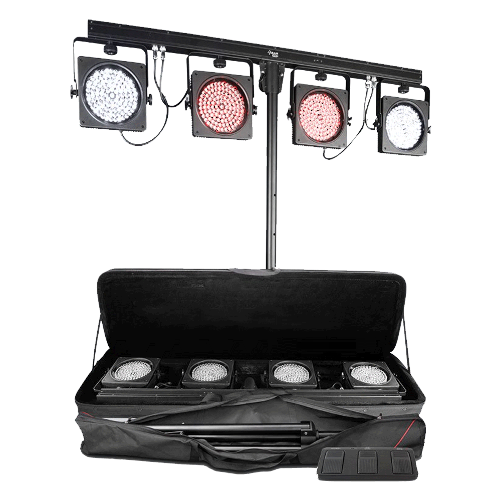 Chauvet 4BAR USB Wash Lighting Station