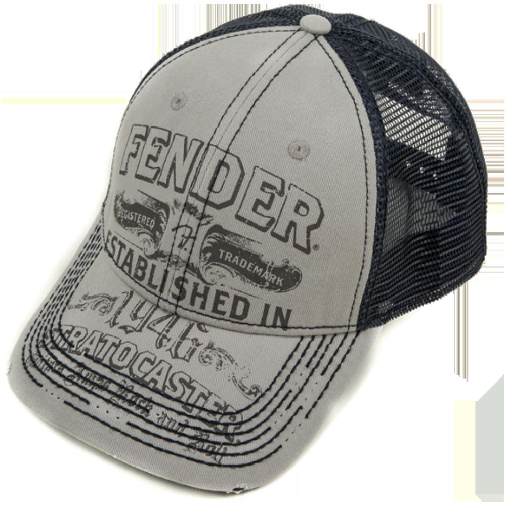 Fender Strat Trucker Hat