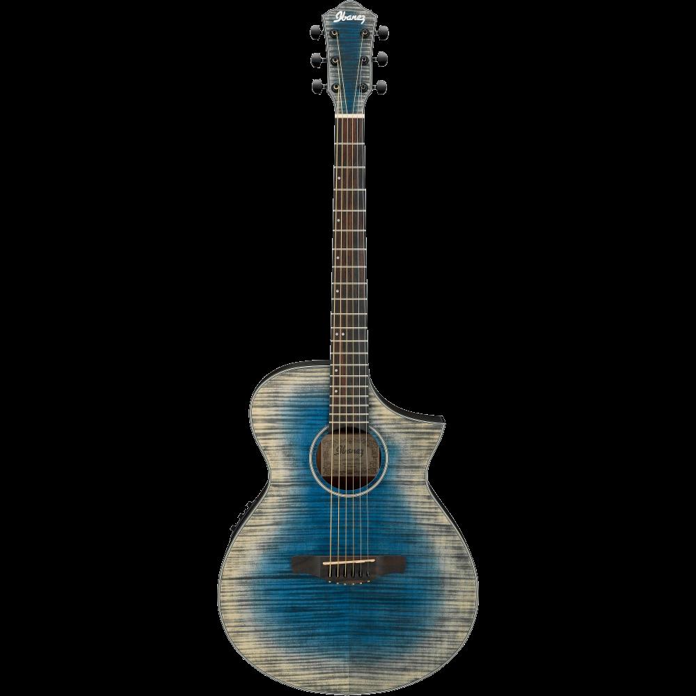 Ibanez AEWC32FM AEW Series Acoustic Electric Guitar