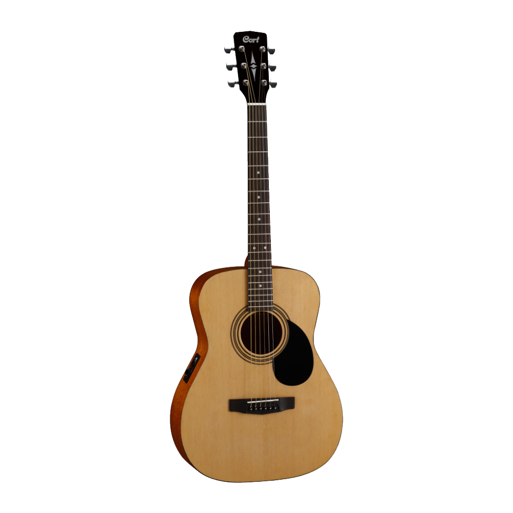 Cort Standard Series AF510E Acoustic/Electric Grand Concert Body Guitar