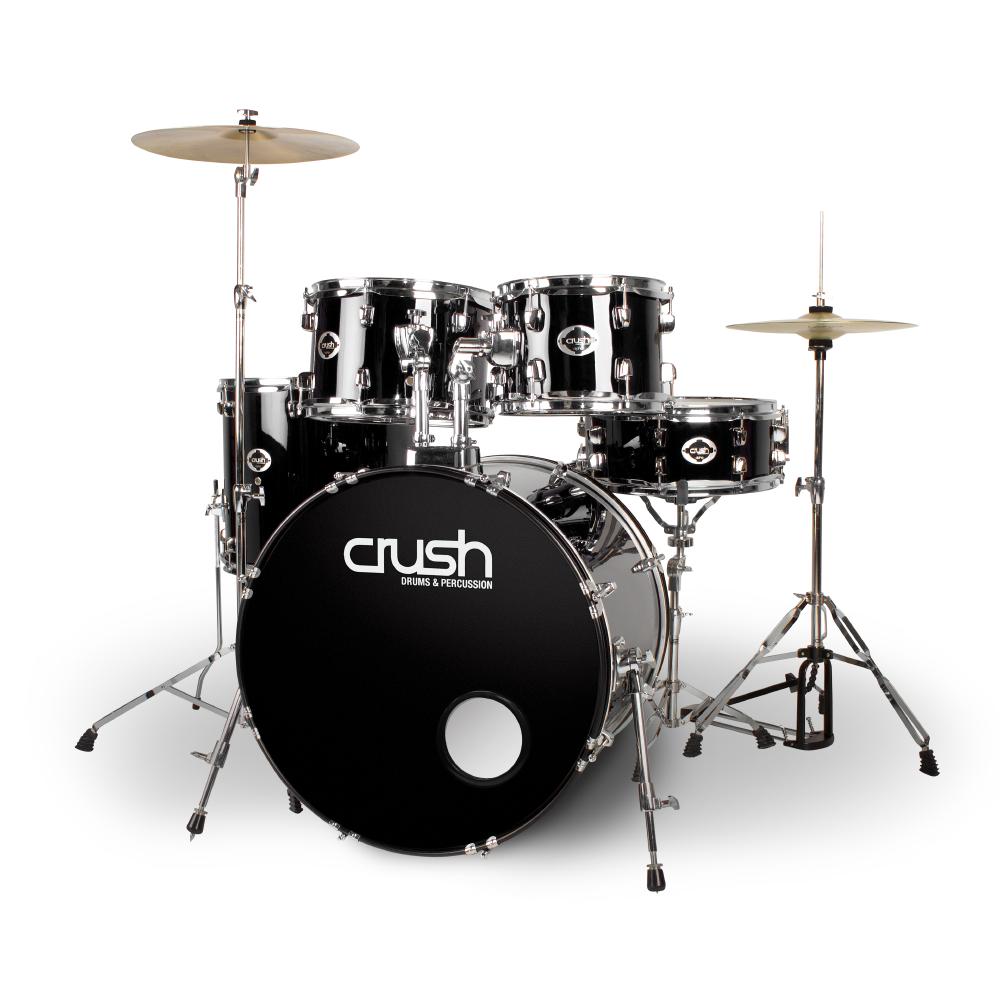 Crush Drums Alpha AL504900 Gloss Black