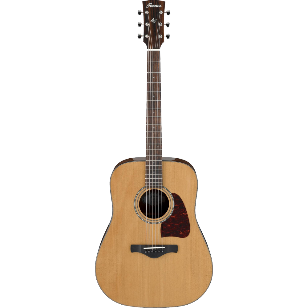 Ibanez AVD9 Artwood Vintage Thermo Aged Dreadnought Acoustic Guitar