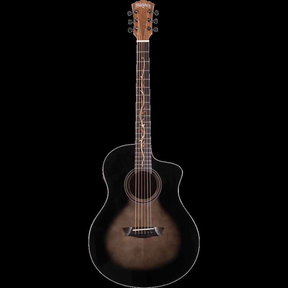 Washburn Bella Tono Vite S9V Acoustic Guitar