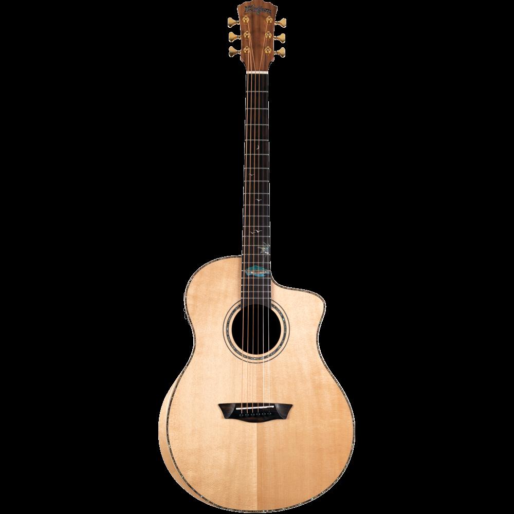 Washburn Bella Tono Allure SC56S Acoustic Guitar