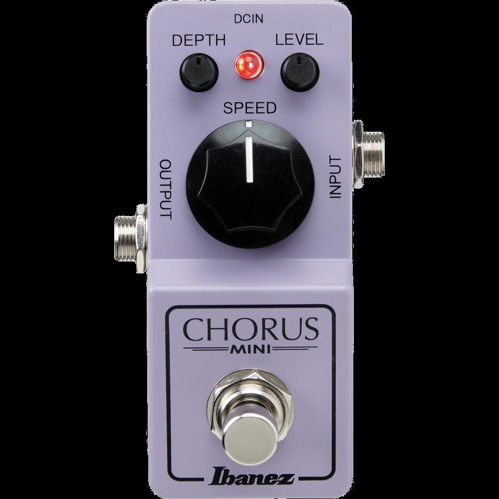 Ibanez Mini Super Chorus Pedal