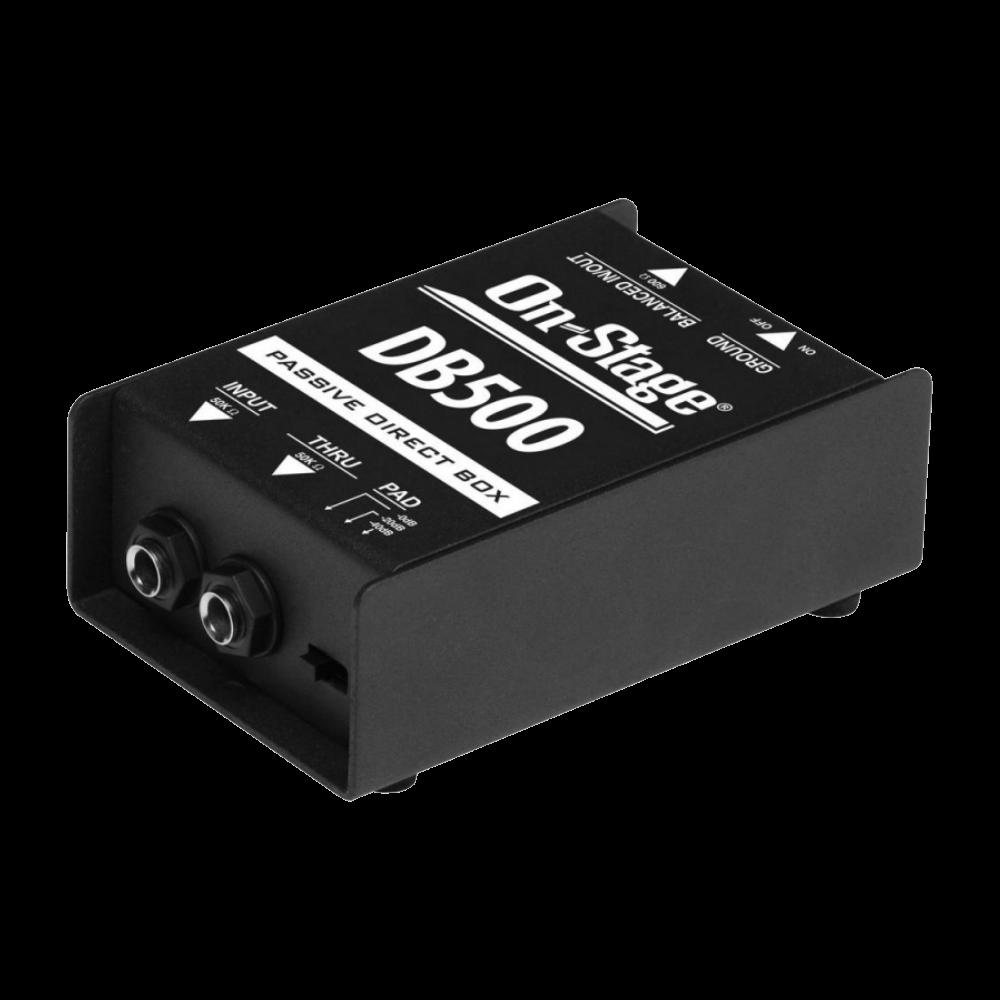 On-Stage DB500 Passive DI Box