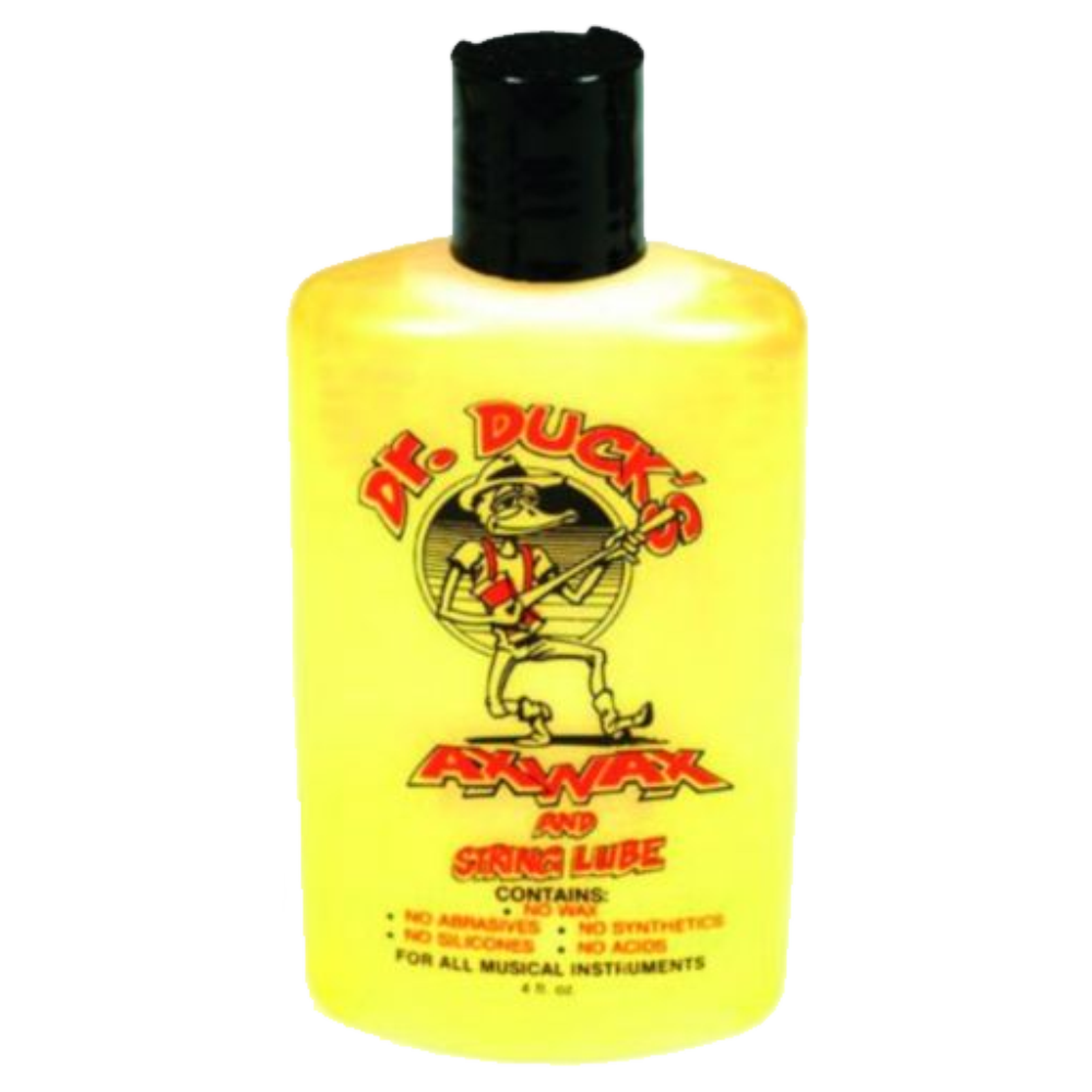 Dr Duck's Ax Wax and String Lube