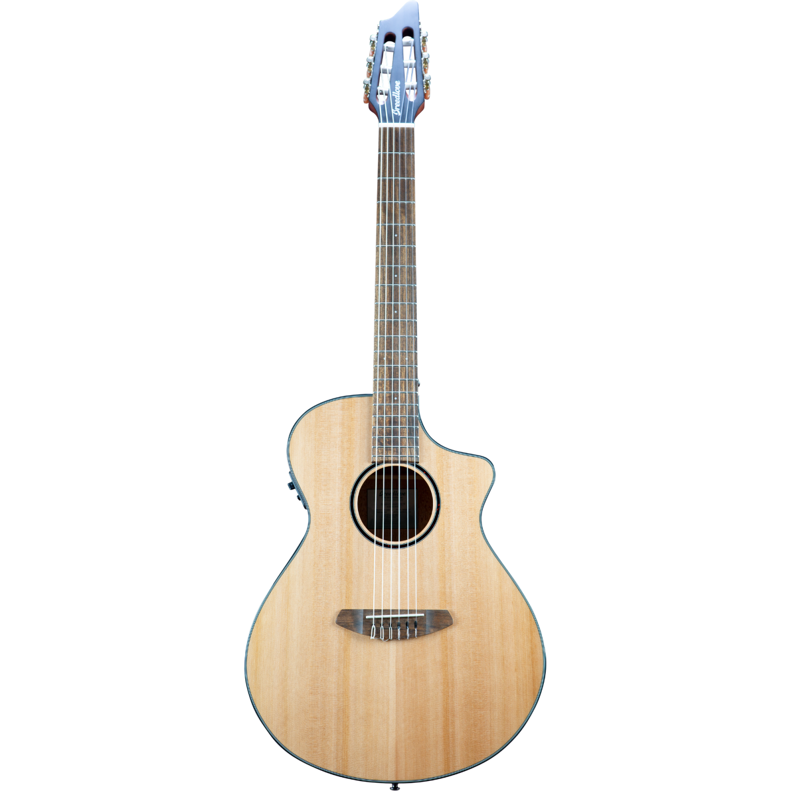 Breedlove ECO Collection Discovery S Concert Nylon CE Acoustic-Electric