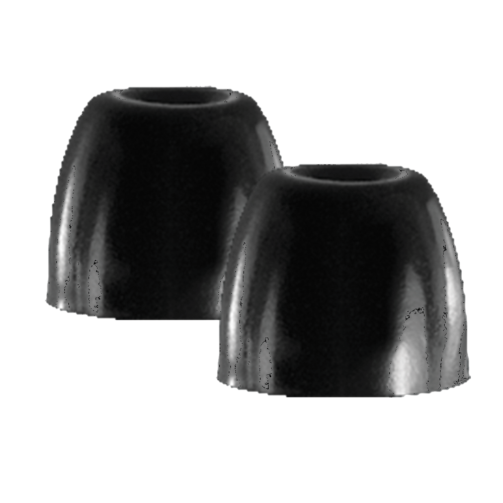 Shure Black Foam Sleeves for In-Ear Monitors