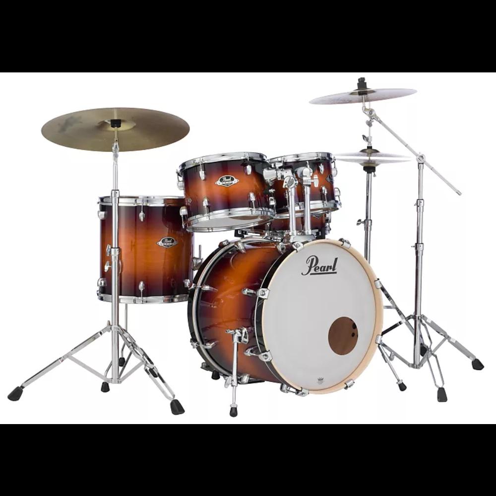 Pearl EXL 5pcs Drum Set Complete w/HWP830 Hardware