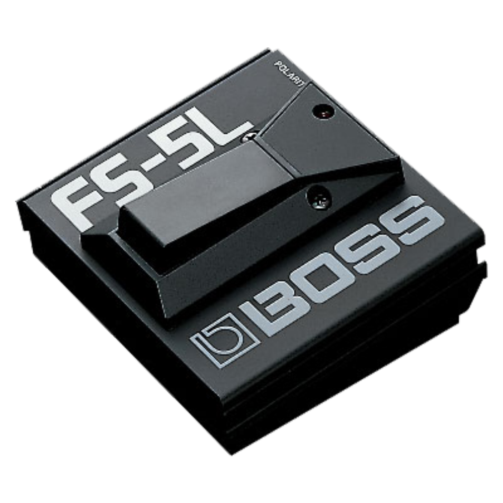 BOSS FS-5L Latching Pedal