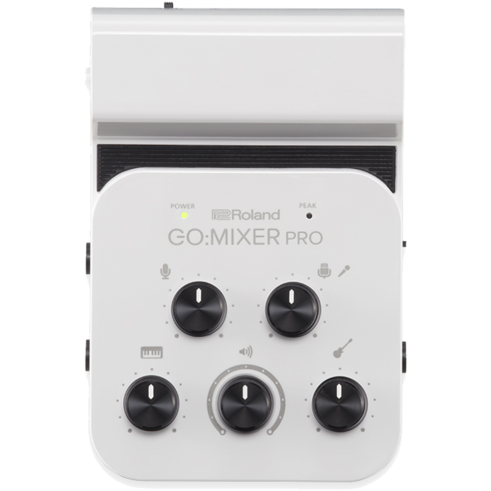 Roland GO:MIXER PRO Audio Mixer for Smart Phones