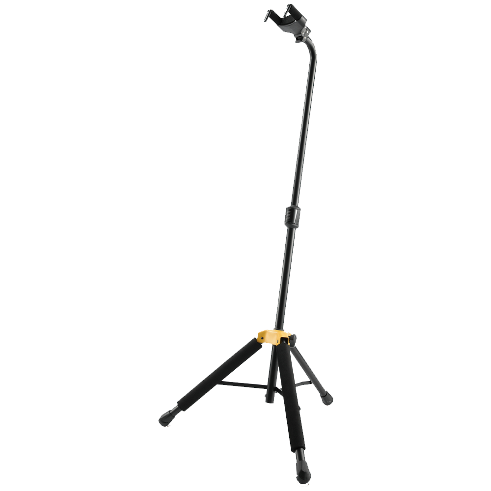 Hercules GS414B PLUS Auto Grip Single Guitar Stand