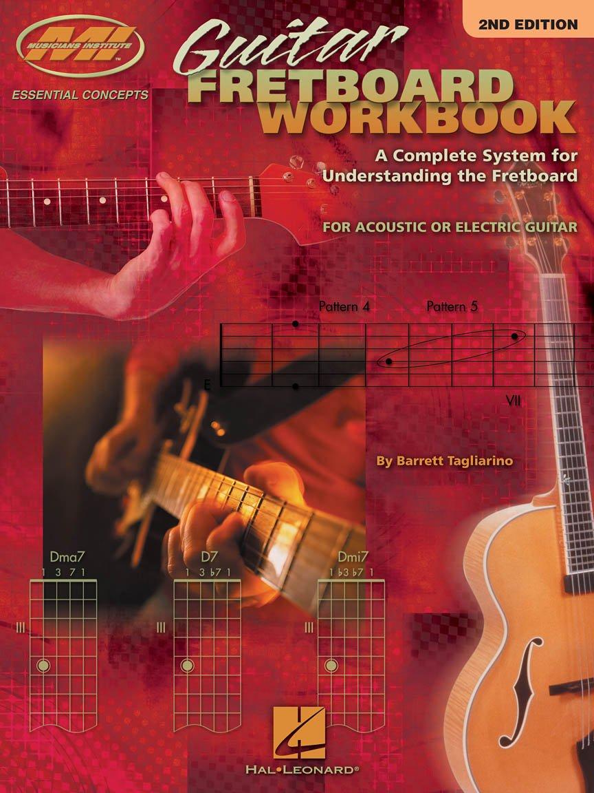 Guitar Fretboard Workbook - 2nd Edition