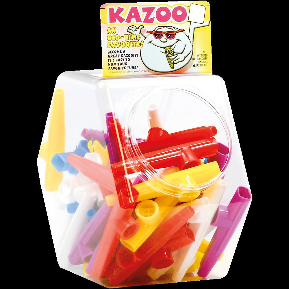 Grover-Trophy Plastic Kazoo