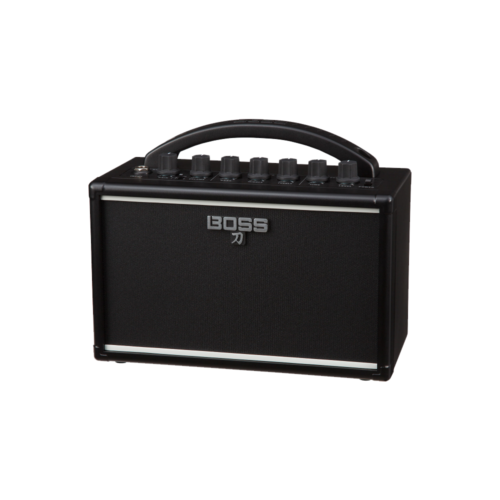 BOSS KATANA-MINI Guitar Battery Powered Amplifier