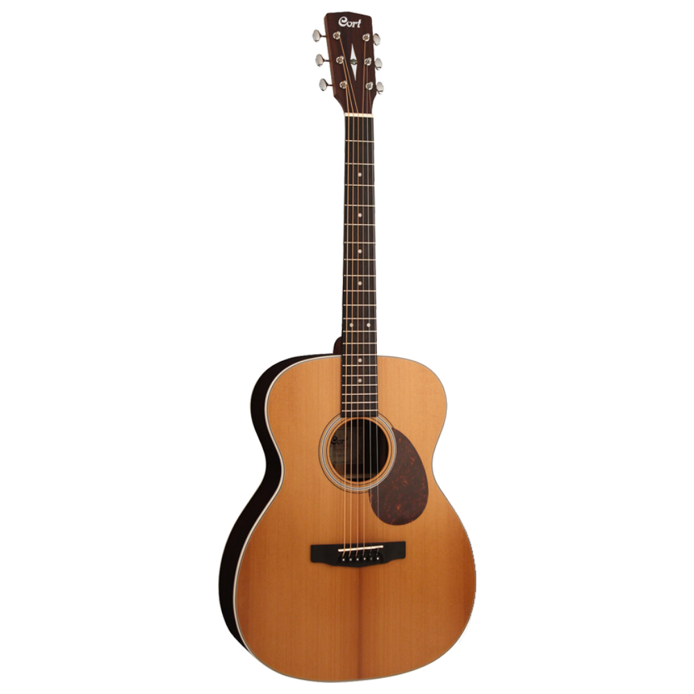 Cort L200ATV Orchestra Acoustic Guitar - Torrefied Solid Sitka Top