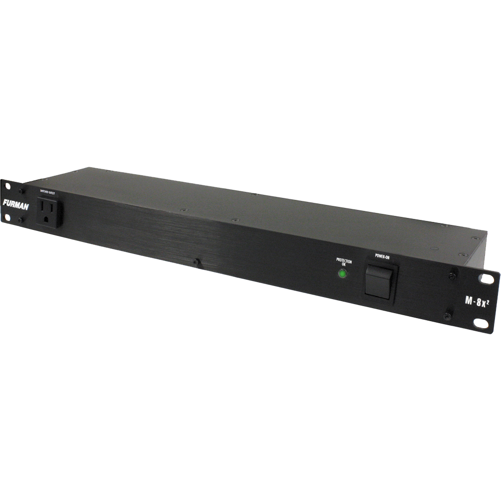 Furman M-8X2 STD Power Conditioner
