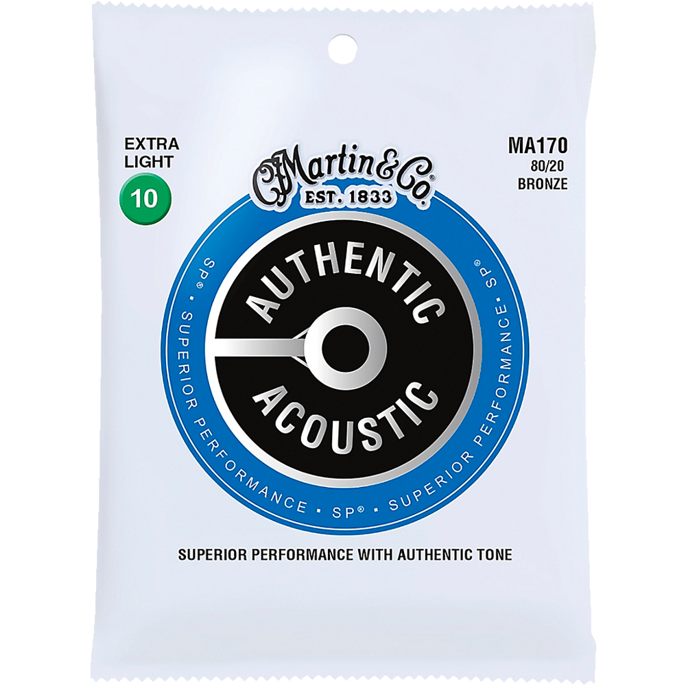 Martin Authentic Acoustic SP Strings
