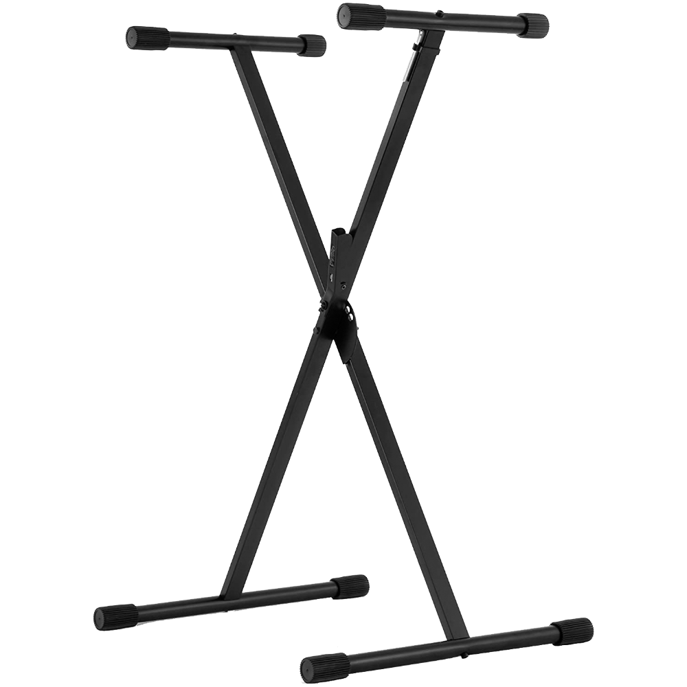 Nomad Single X Keyboard Stand Lever Action