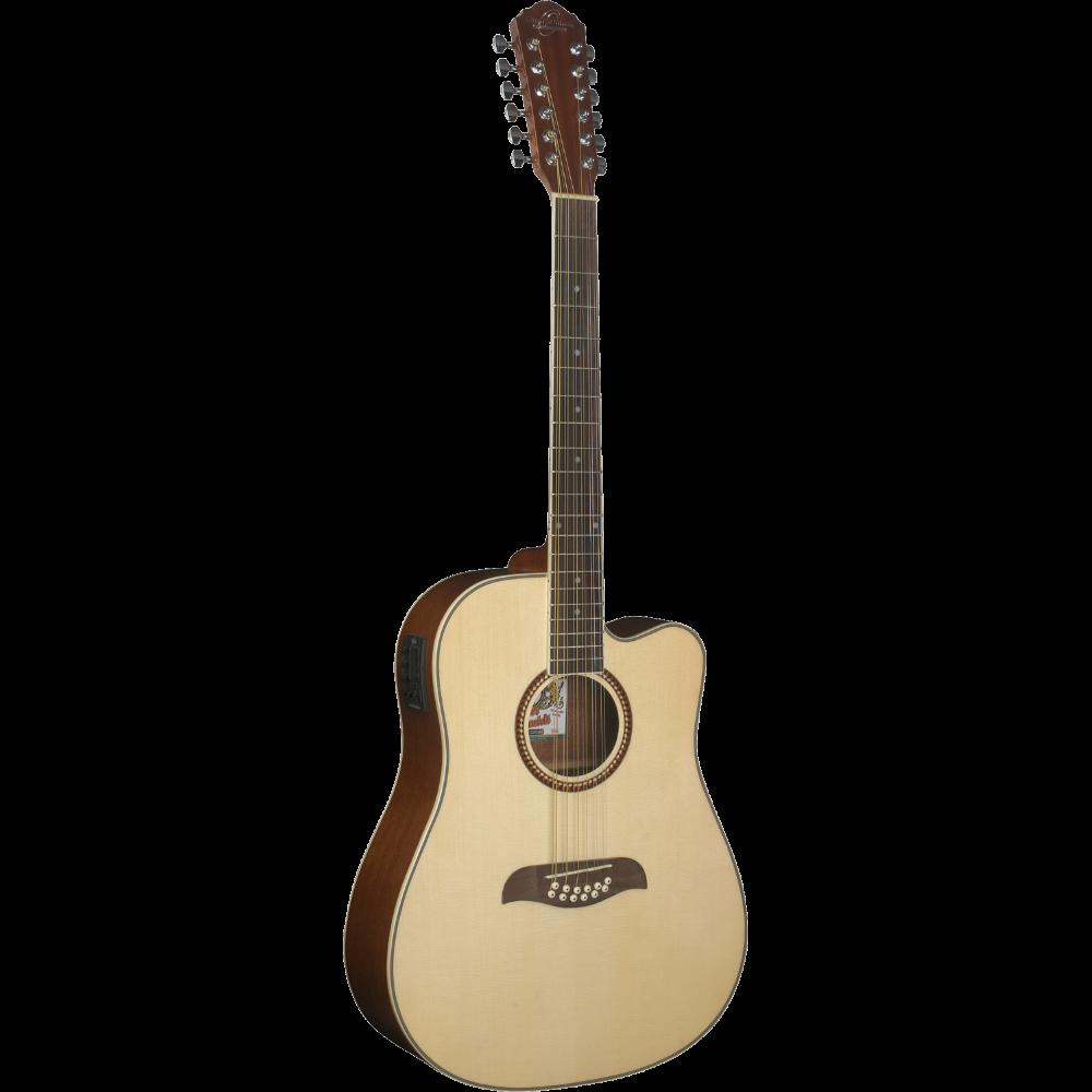 Oscar Schmidt 12-String Acoustic Dreadnought