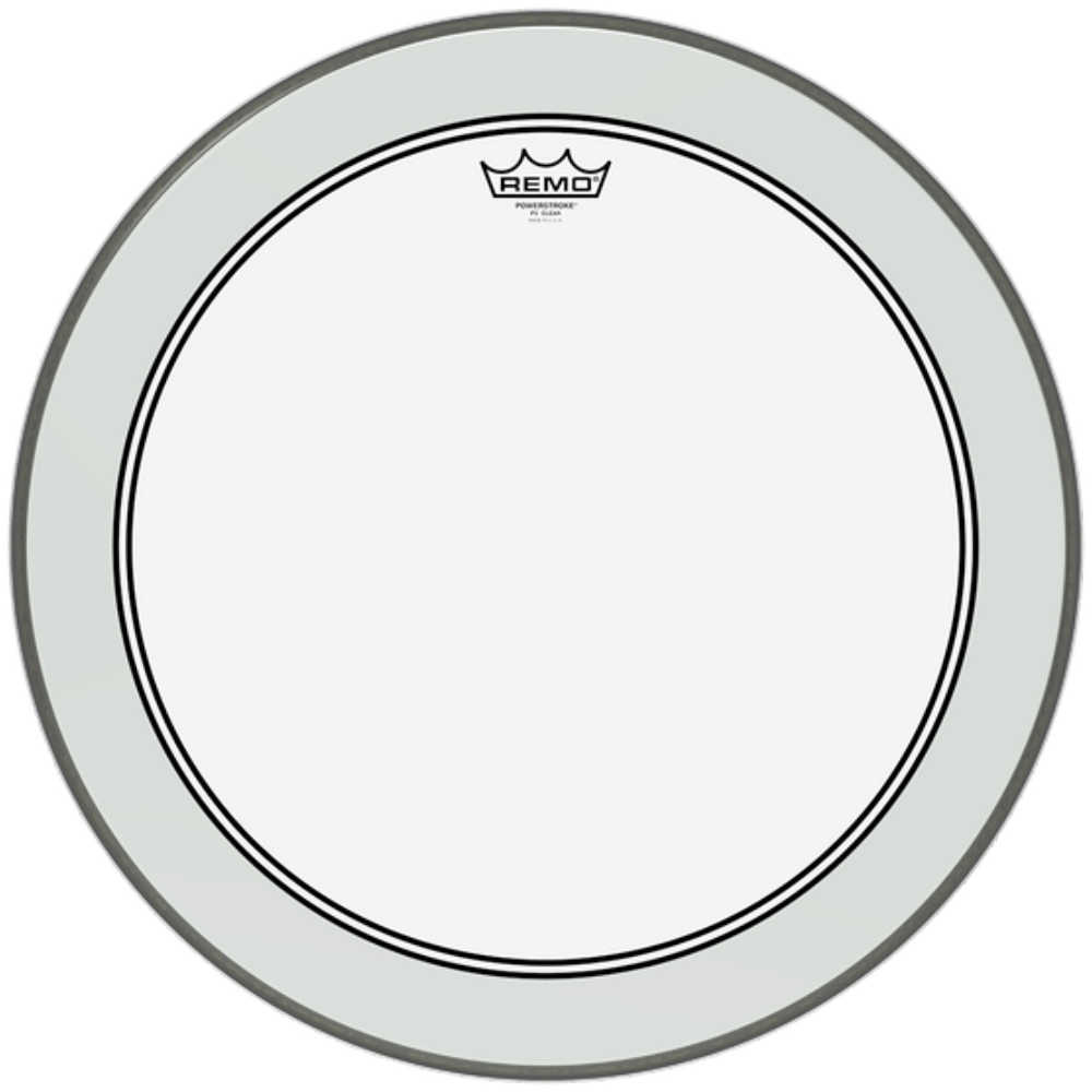 Remo Powerstroke P3 Clear Drumheads