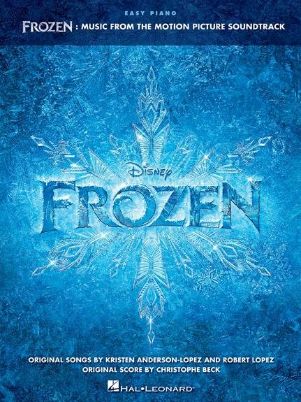 Frozen, Music from the Motion Picture Soundtrack - Easy Piano Songbook
