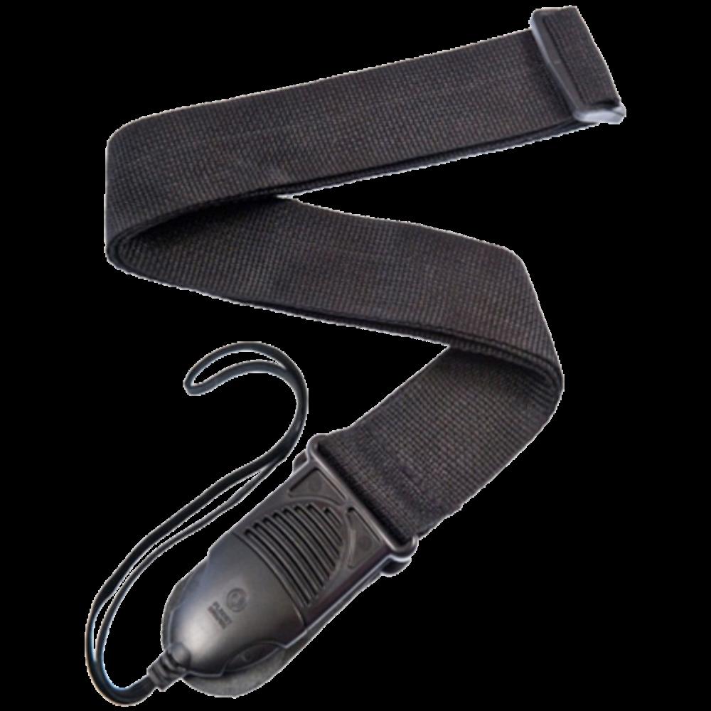 D'Addario Acoustic Quick Release Guitar Strap - Black