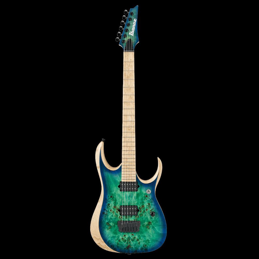 Ibanez RGDIX6MPB Iron Label Electric Guitar