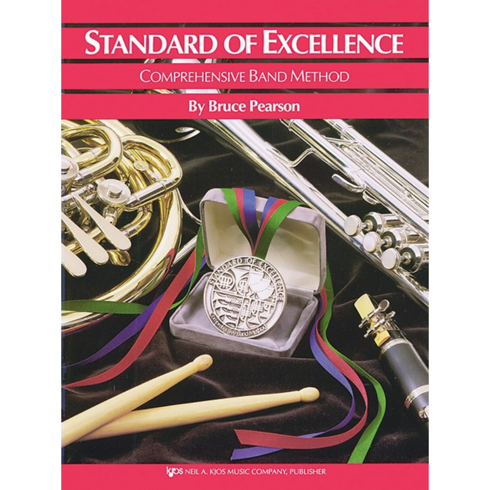 Standard of Excellence Book 1 for French Horn