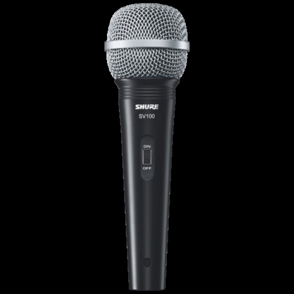Shure SV100-W Multi-Purpose Vocal Microphone w/Cable