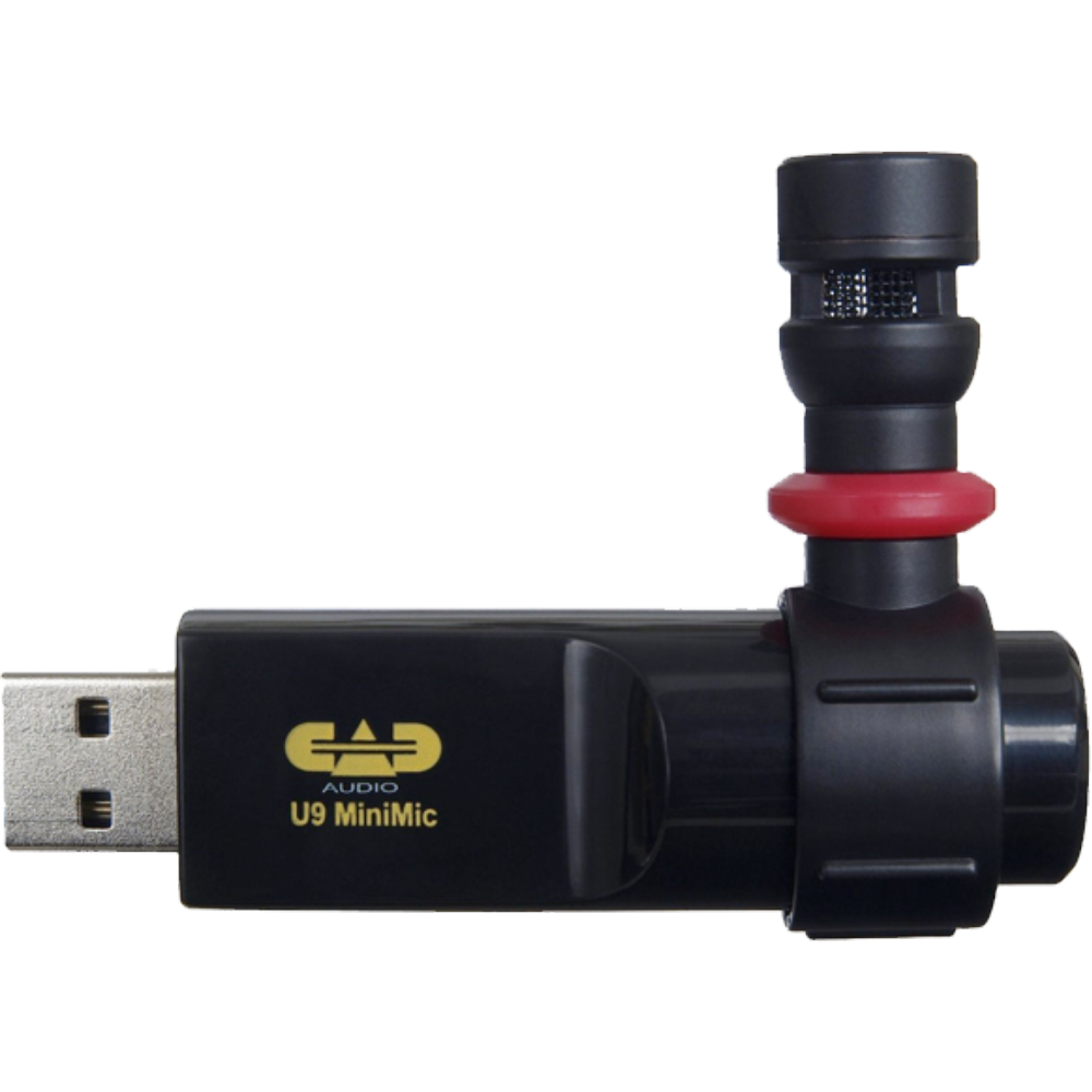 CAD U USB USB Cardiod Condenser MiniMic