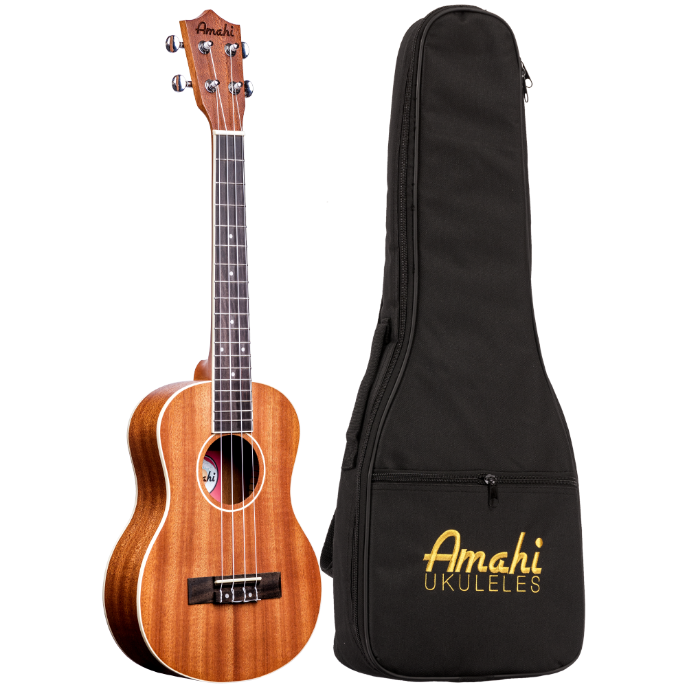 Amahi UK217T Mahogany Series Tenor Ukulele