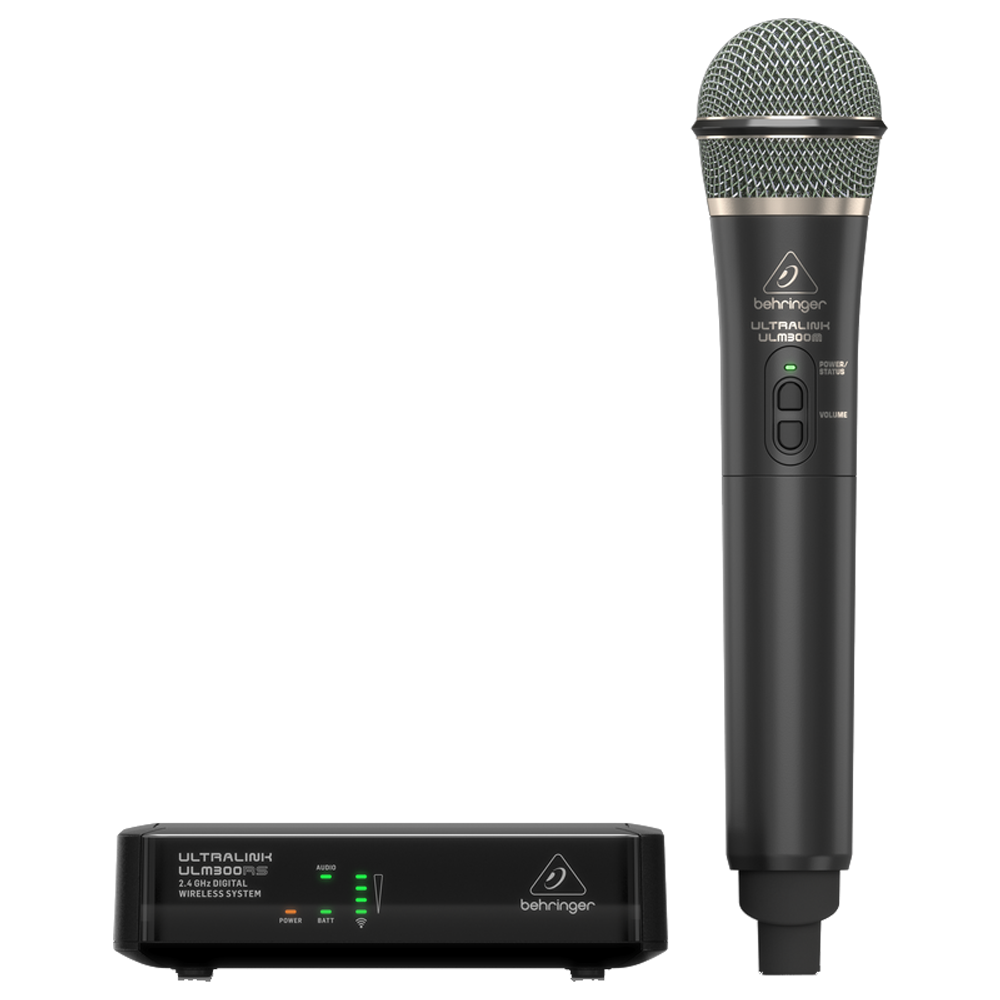 Behringer 2.4Ghz Digital Wireless Microphone System