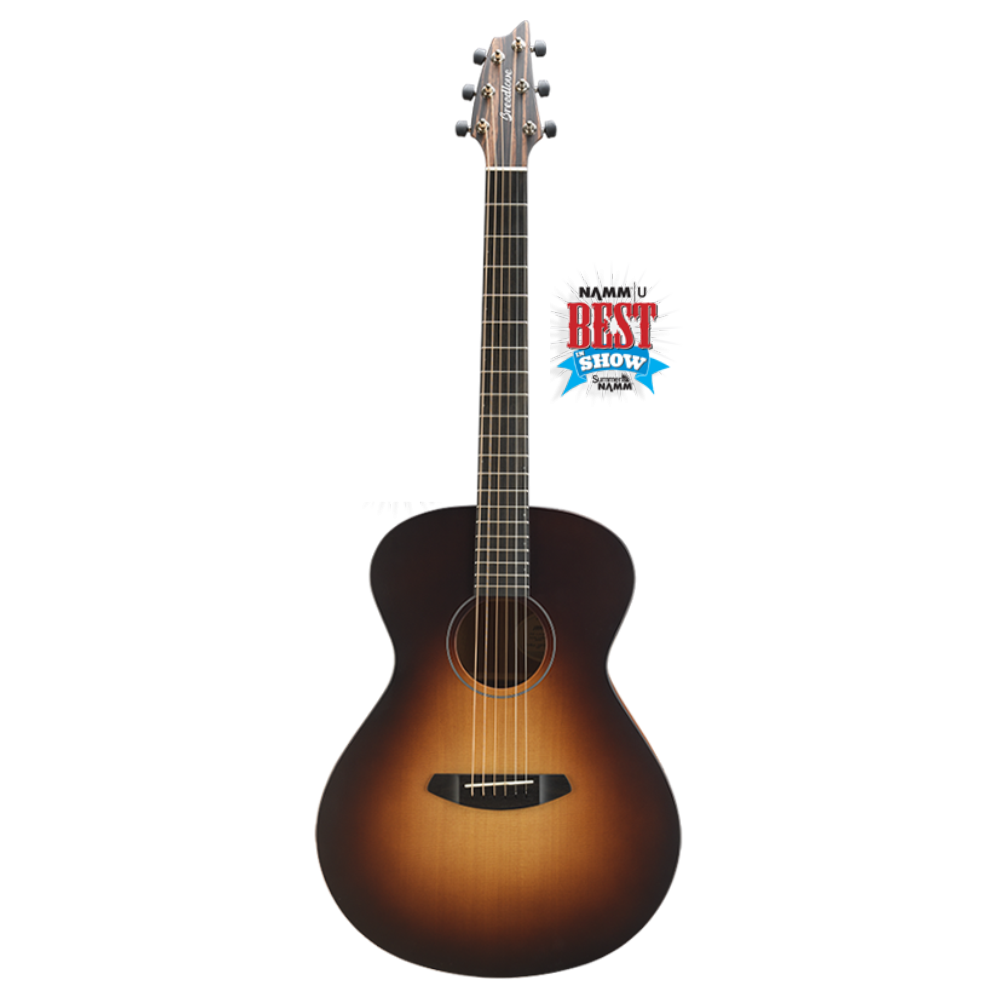 Breedlove USA Concert Moon Light Sitka-Mahognay